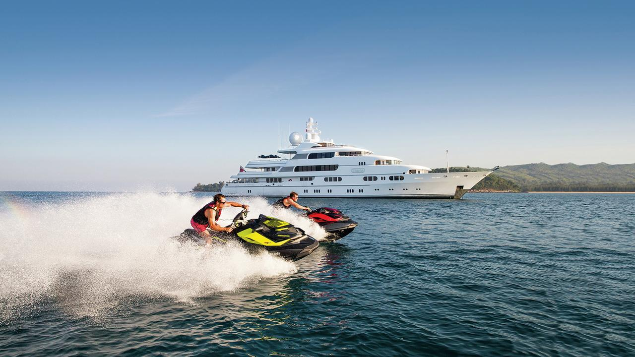 On board with John Caudwell, owner of 73m Titania | Boat International