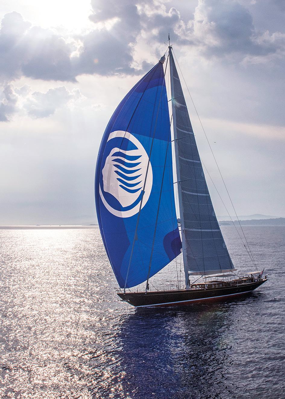 Portrait Atalante Sailing