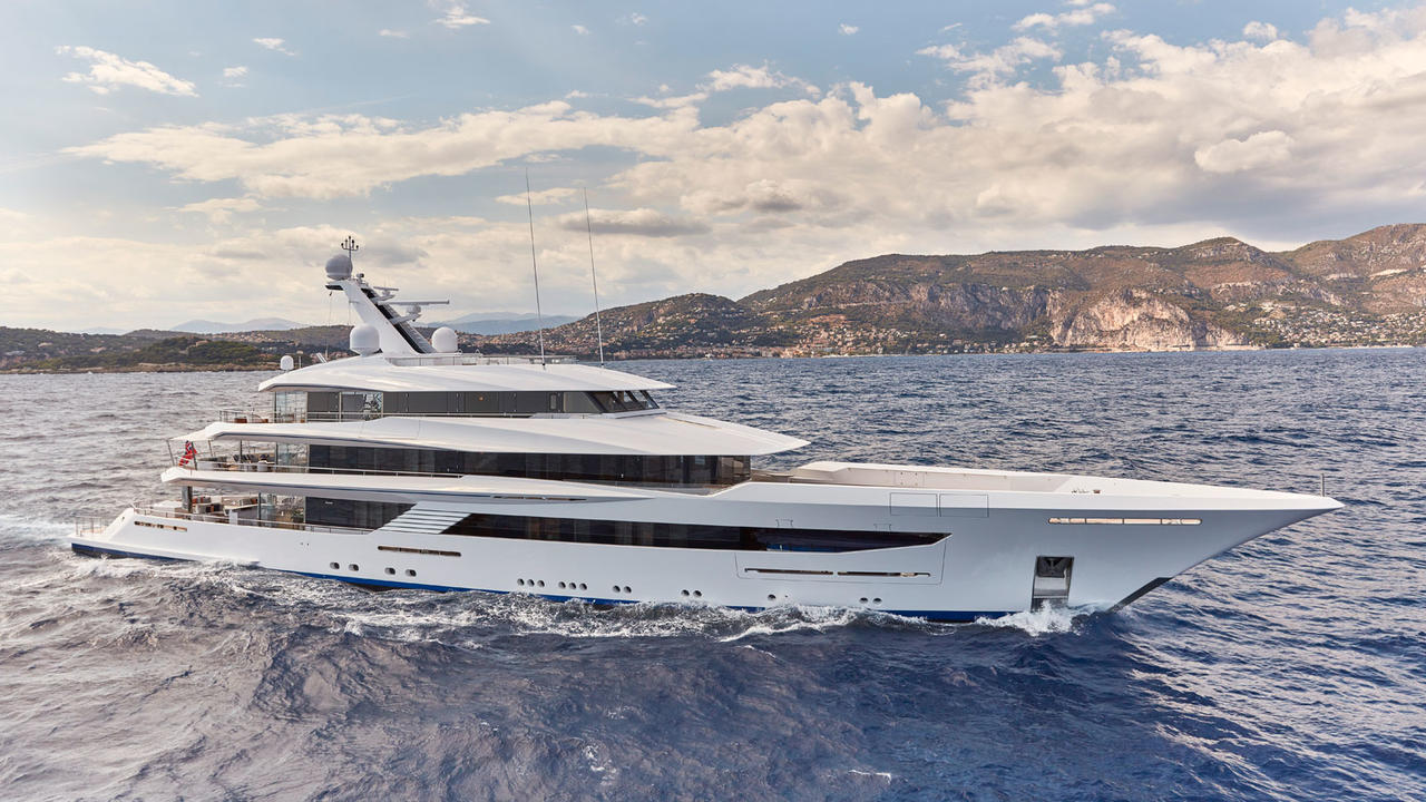 The best yachts available to charter in the Caribbean this winter