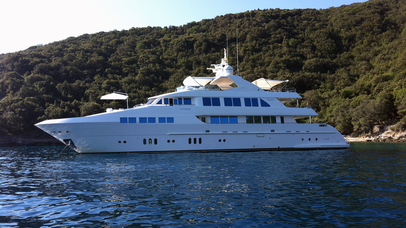 Claudius - Horizon yacht sold