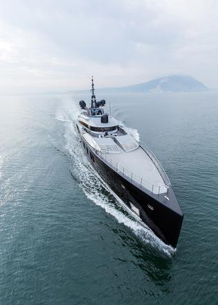 The sublimely silent 66m ISA superyacht Okto | Boat