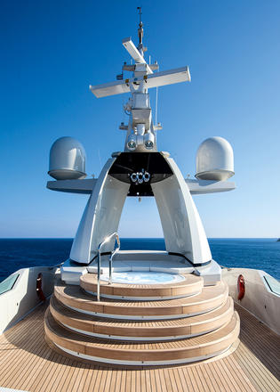 Six Of The Best Superyacht Masts In The World Boat