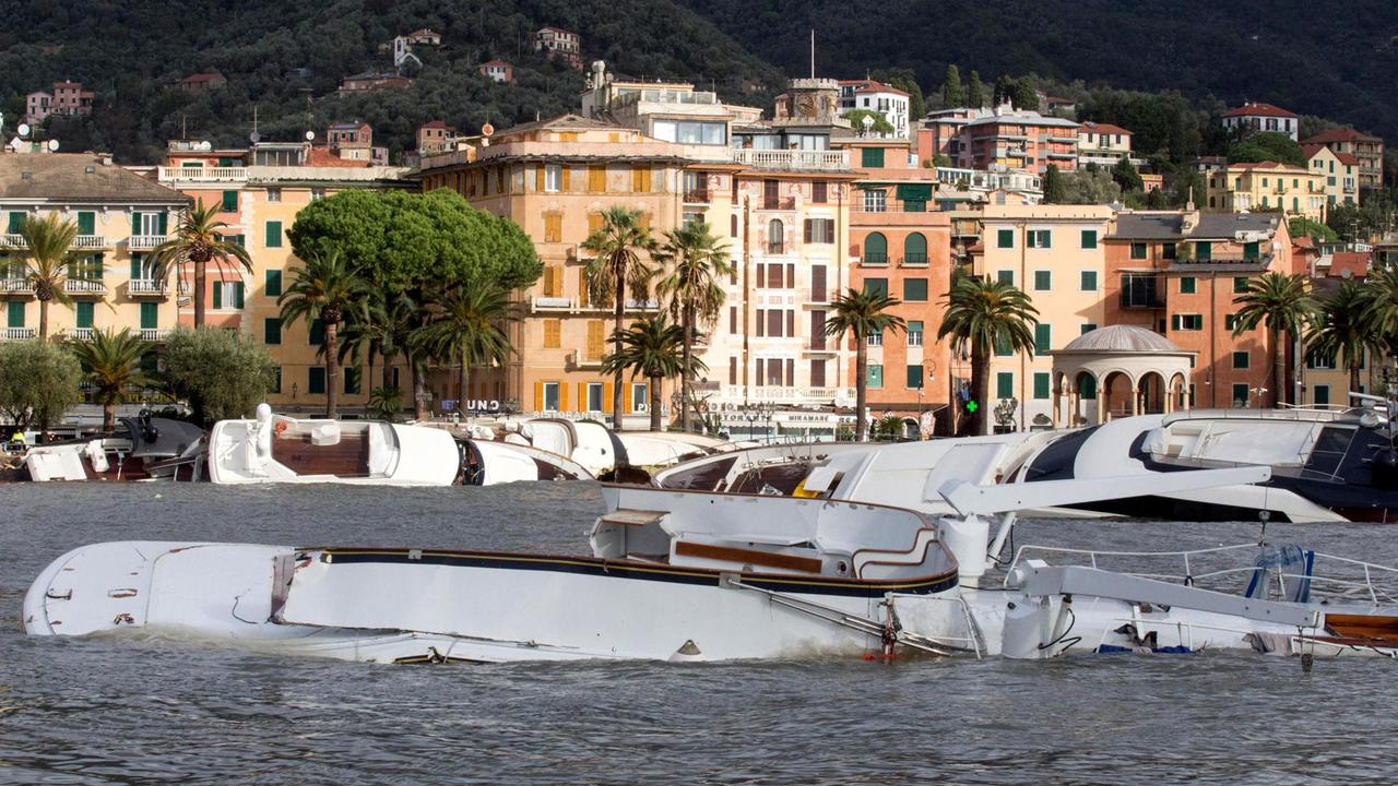 The Biggest Superyacht Disasters From Around The World Boat