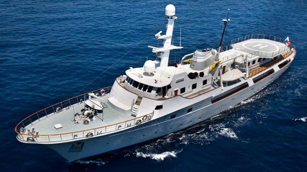 5 Expedition Yachts For Sale
