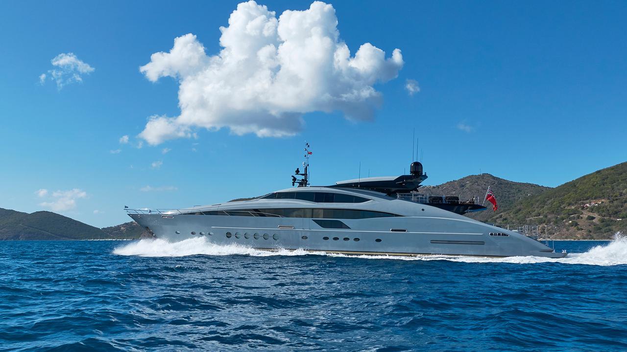 Luxury Motor Club >> Palmer Johnson motor yacht Grey Matters sold | Boat ...
