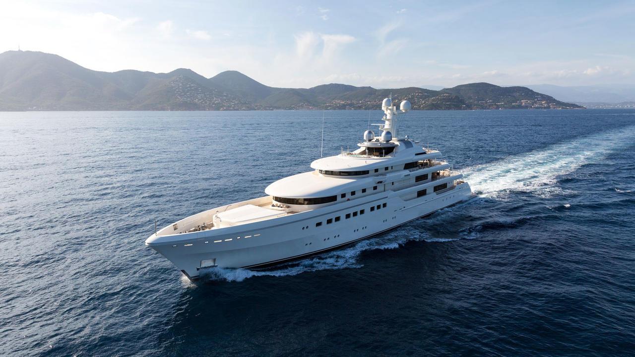 On Board 81m Abeking Rasmussen Yacht Romea Boat International
