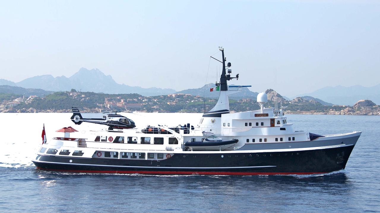 Explorer yacht Itasca now for sale with Fraser | Boat