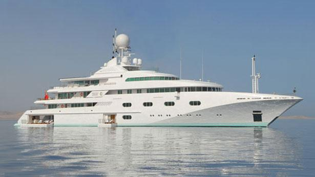 Superyacht Princess Mariana Sold By Cni Merle Wood And Denison Daves Boat International