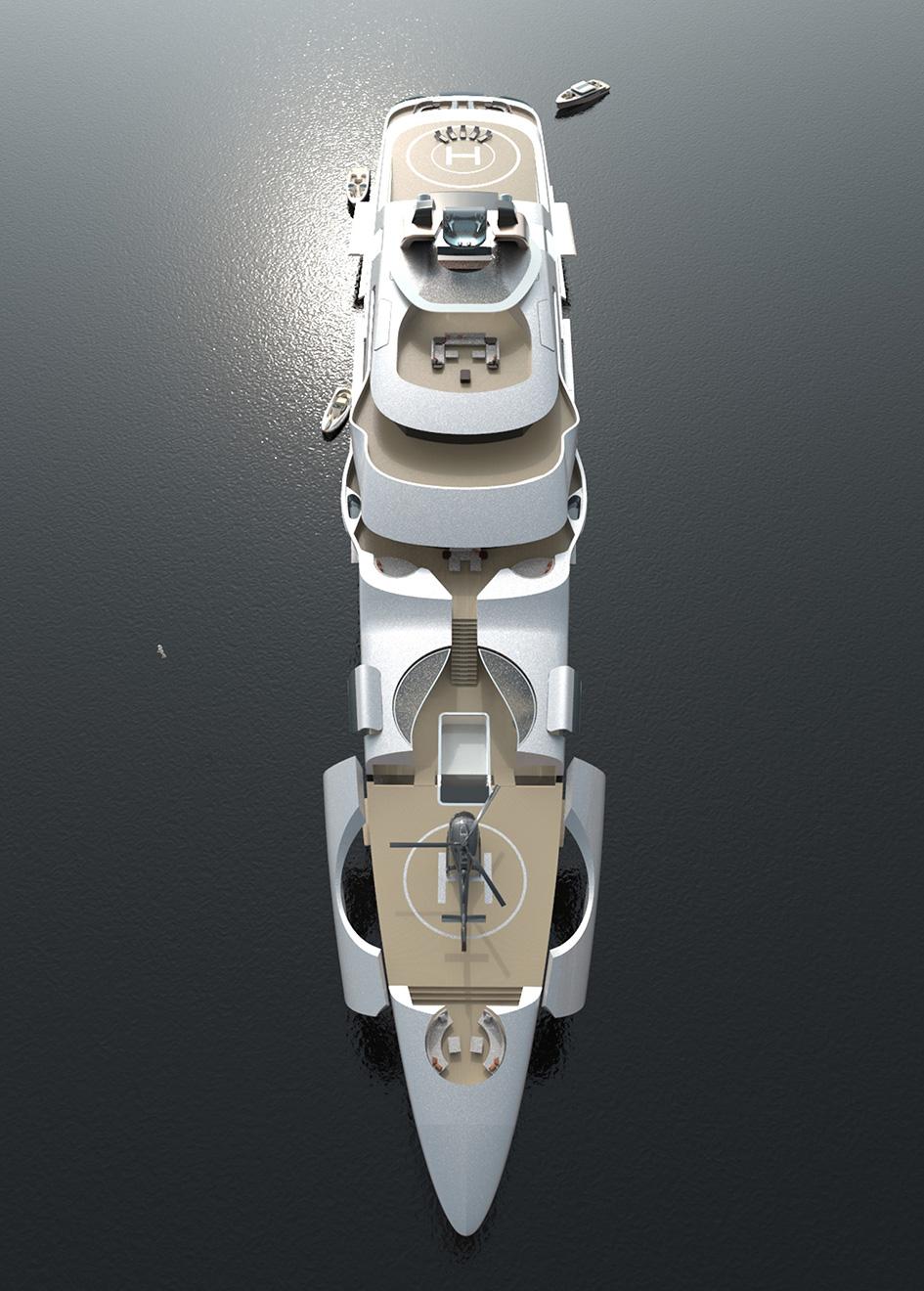 aerial-view-of-the-140-metre-ken-freivokh-superyacht-concept