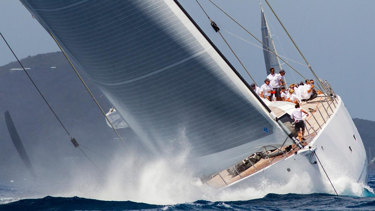 17 Best Images About Sailing Quotes On Pinterest: 7 Of The Best Vitters Sailing Superyachts Of All Time