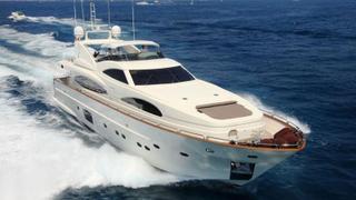 Astondoa motor yacht M...