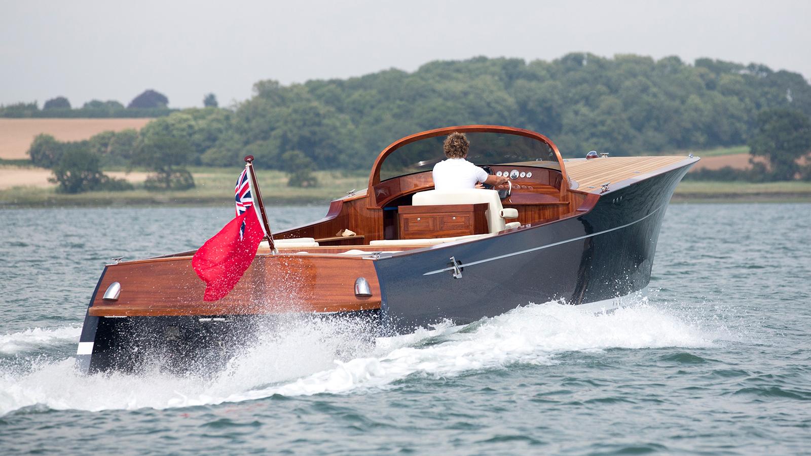 Spirit P40 Yacht
