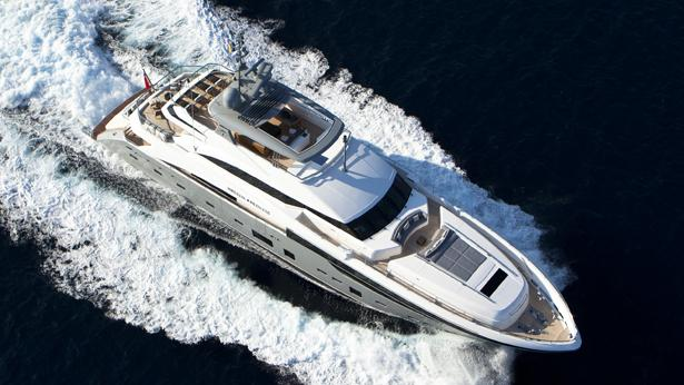 Imperial Princess The New British 40m Superyacht