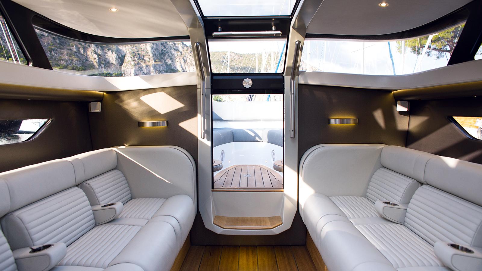 Pascoe Sl Limousine Interior
