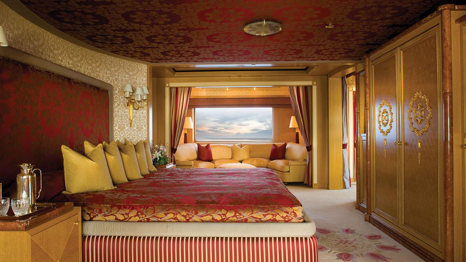Indian Empress old master suite