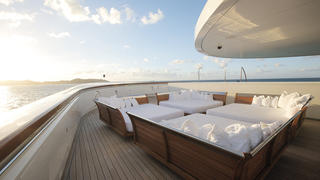 On Board Motor Yacht A With Philippe Starck Boat International