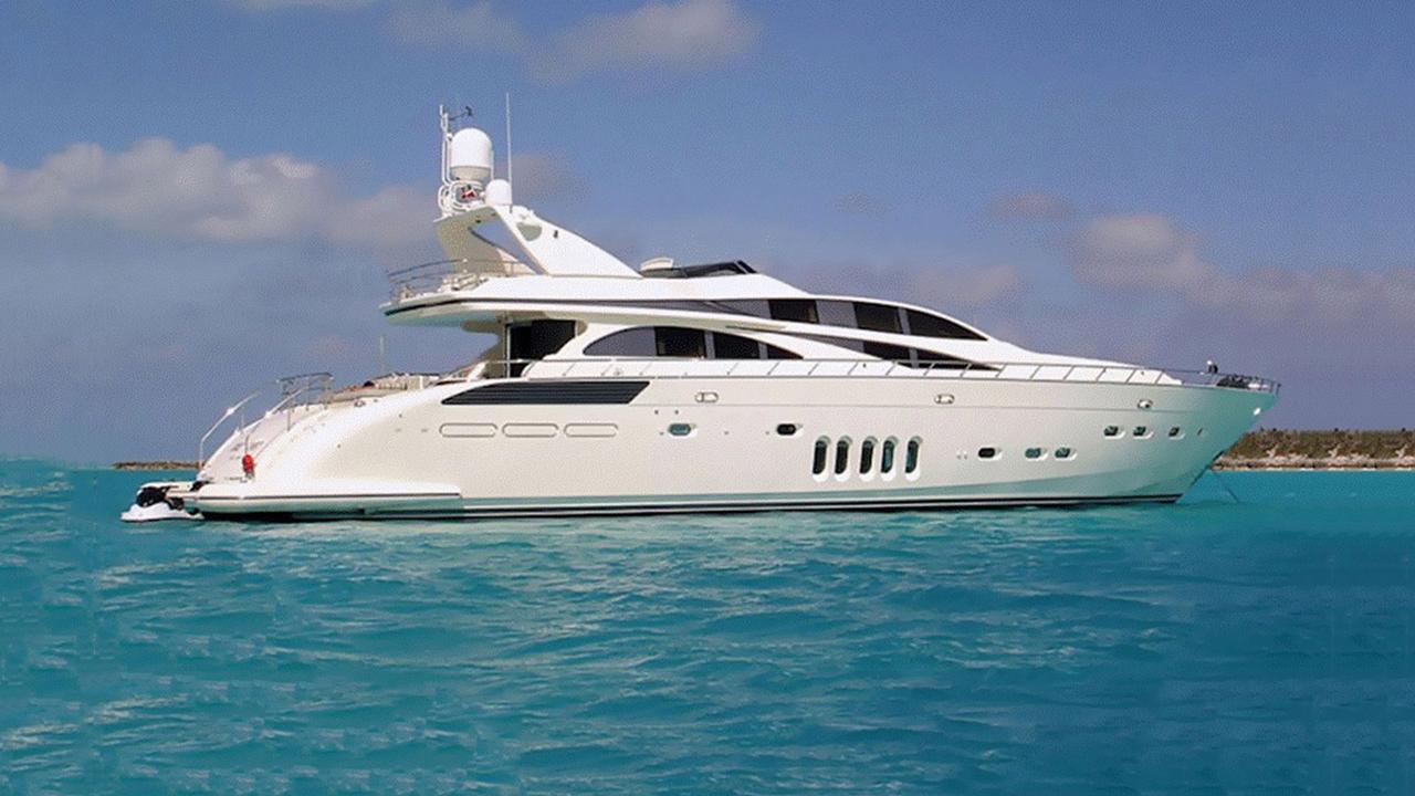 EUR600000 Price Drop On Leopard Motor Yacht Skiant