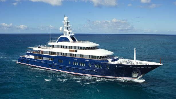 Top Five Largest Superyachts For Sale With Helicopter Decks