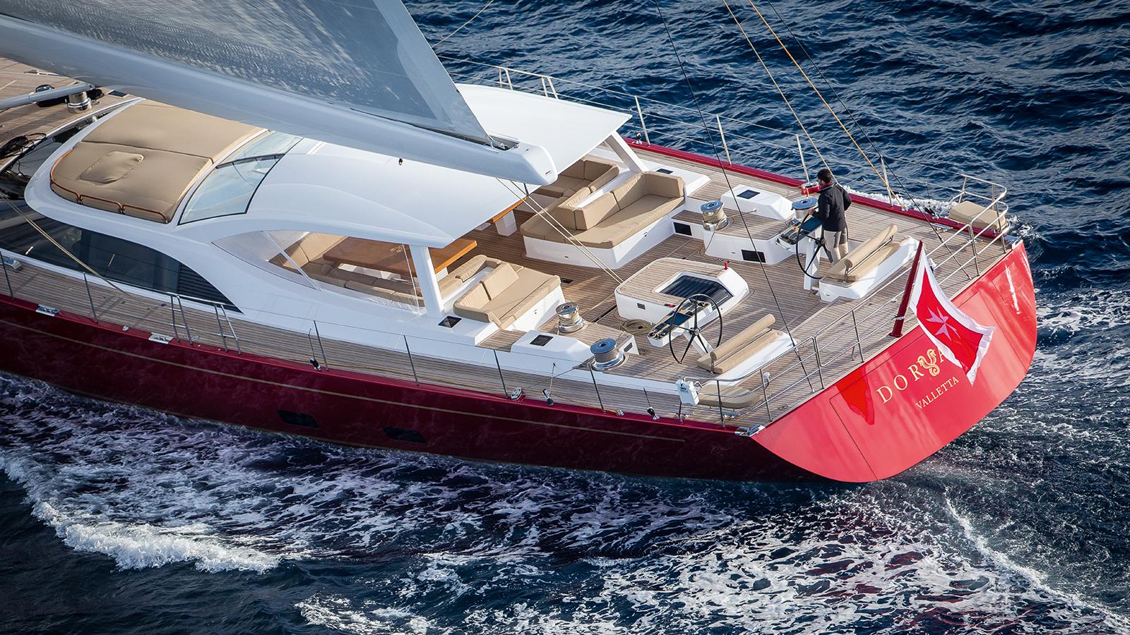 Doryan Yacht