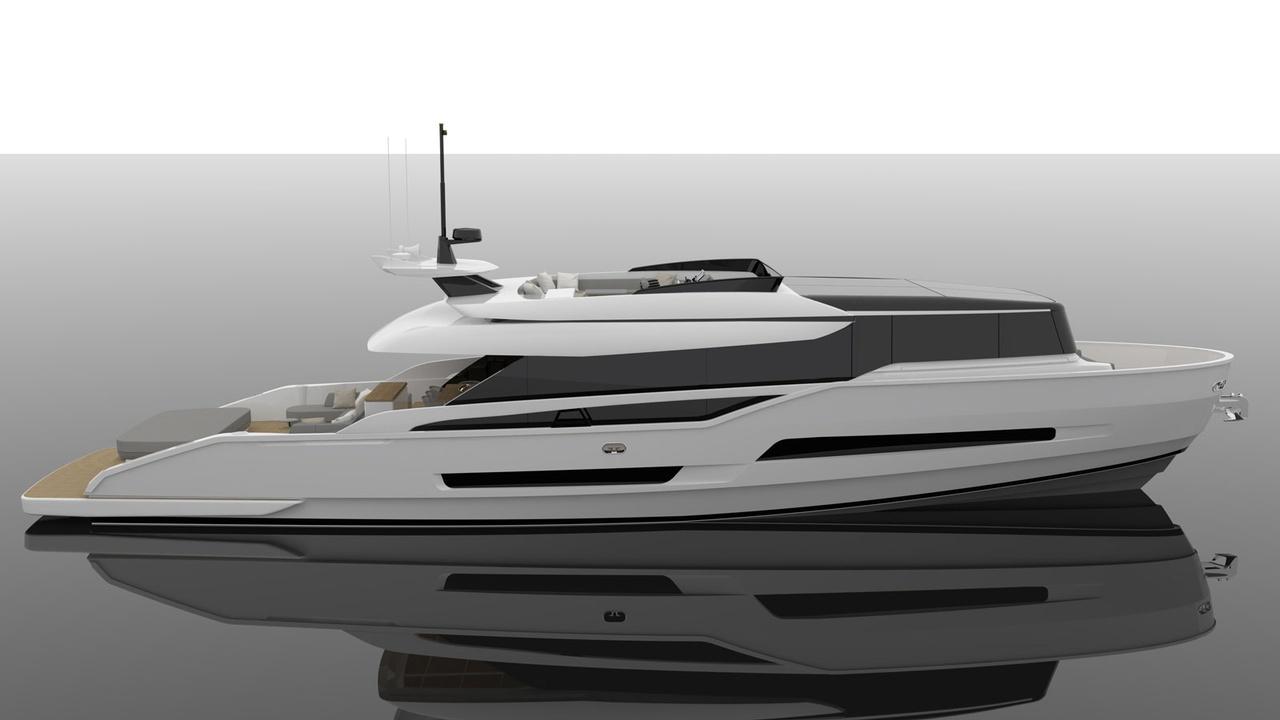 Palumbo begins construction on 26 metre Extra 86 | Boat