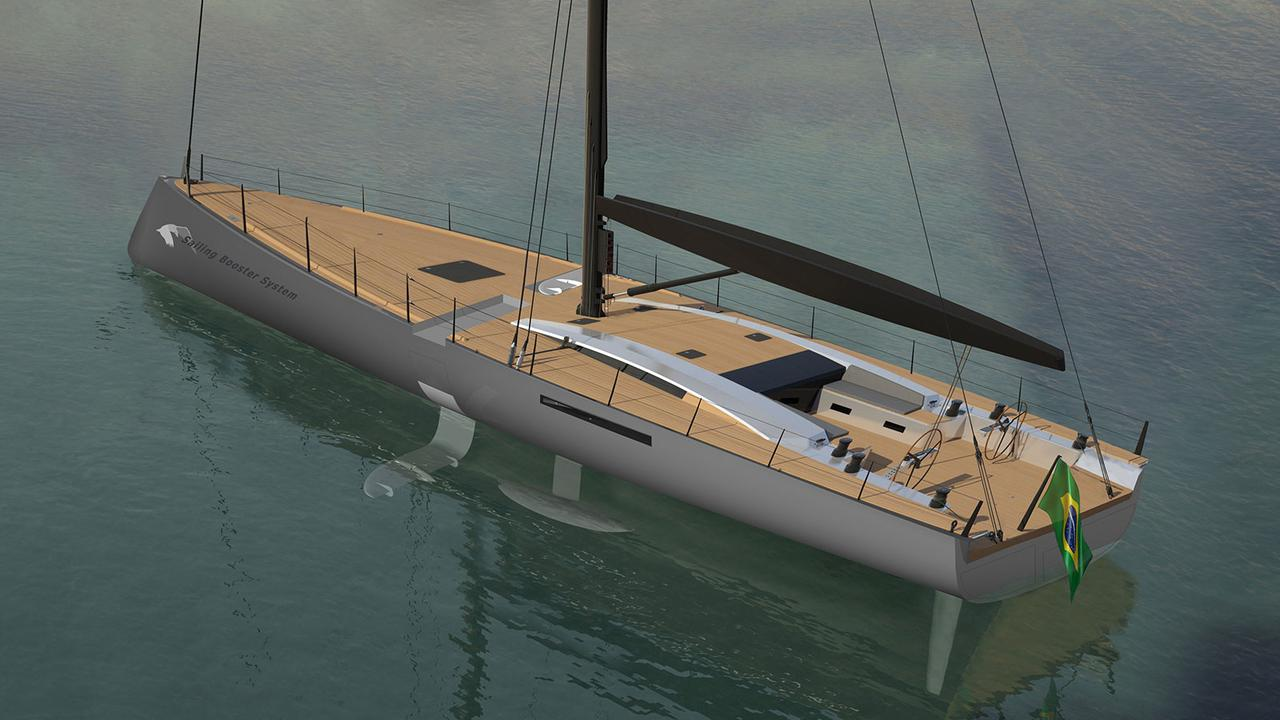 MCP Yachts to build 24m sailing yacht on spec   Boat