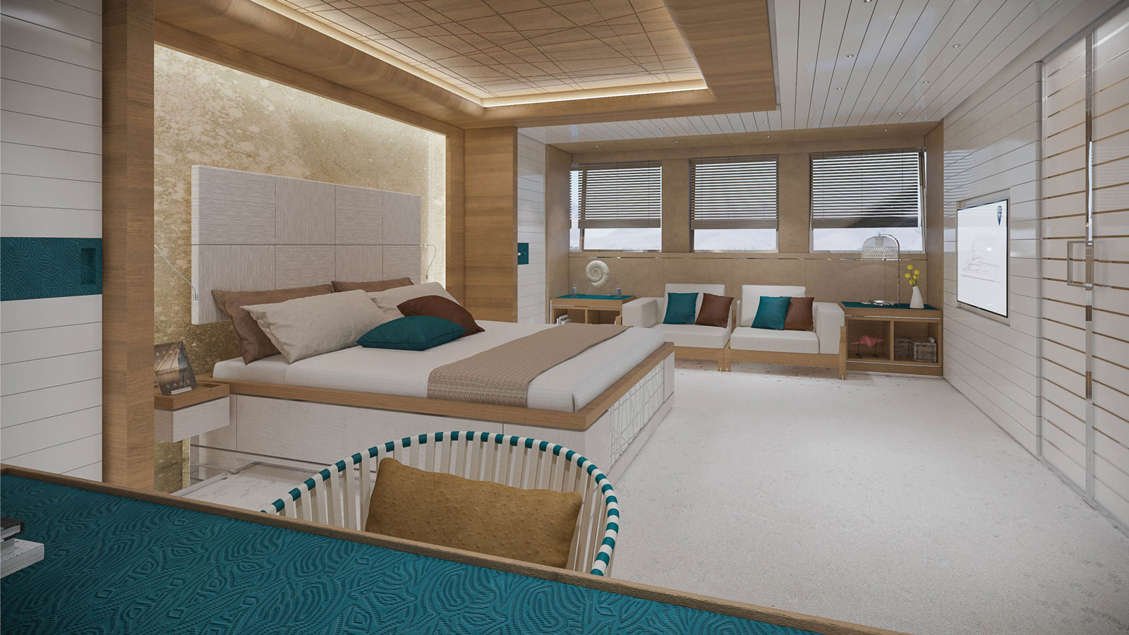 the-master-suite-of-heesen-super-yacht-project-cayman