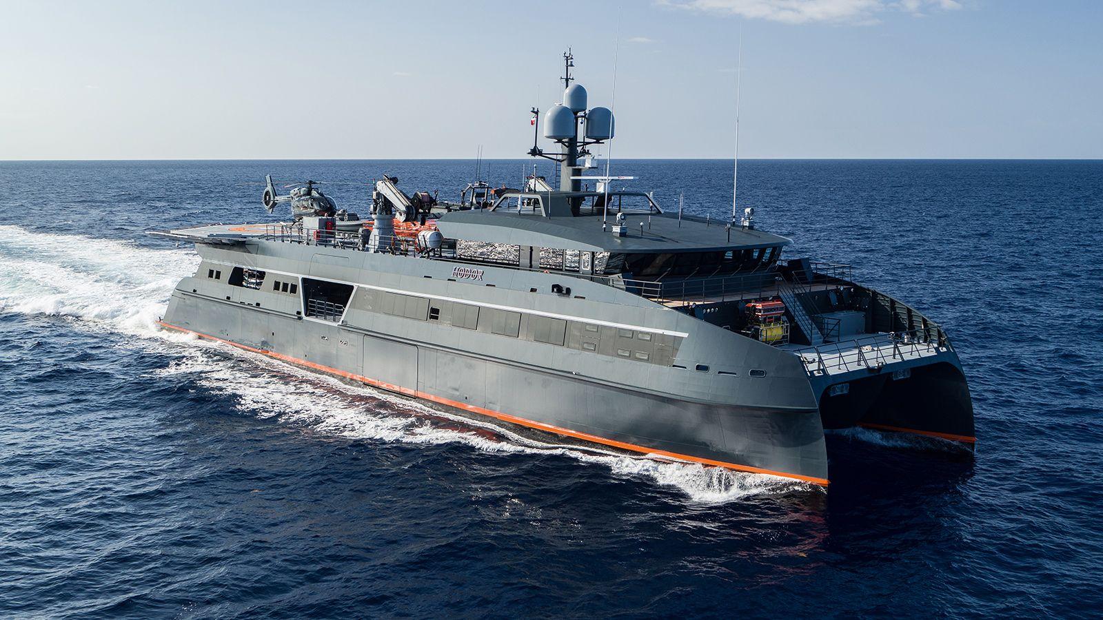 HODOR yacht (Astilleros Armon, 66.2m, 2019) | Boat International