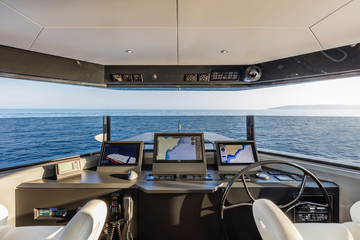 RJ | C and N | Pilothouse
