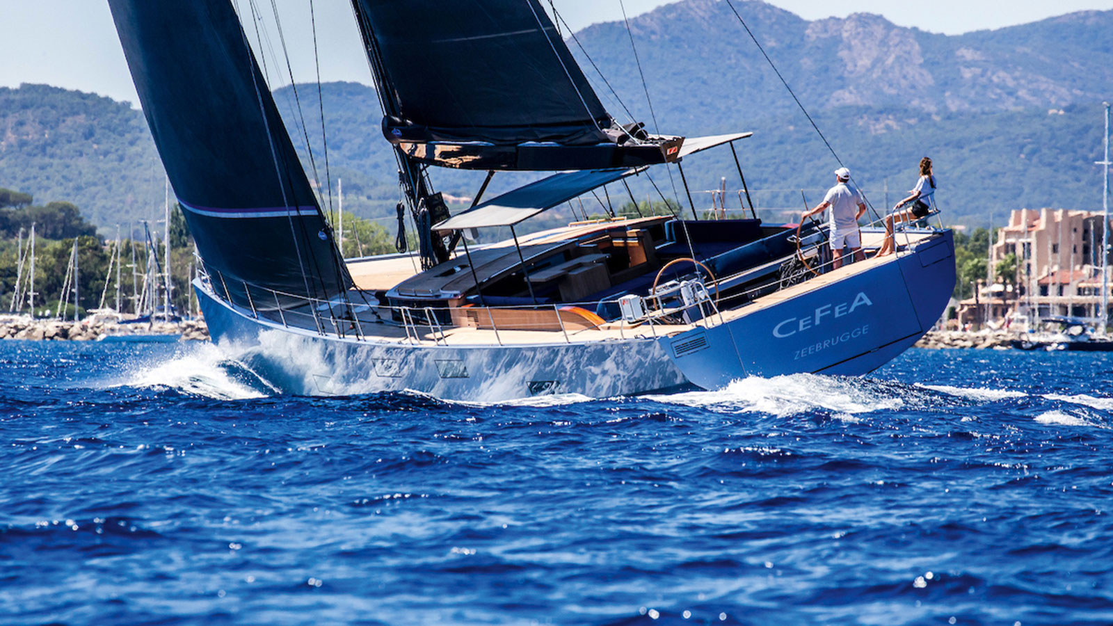 After doing an Atlantic crossing from Tenerife to St Martin on his first 72, Gio went on to build two more Solaris 72s