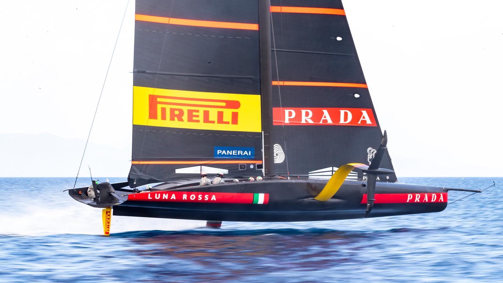 Luna Rossa Prada Pirelli Teams Background 6