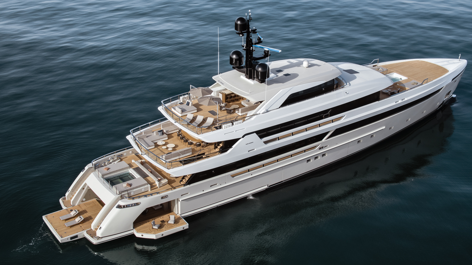 New Yachts For Charter In 2021