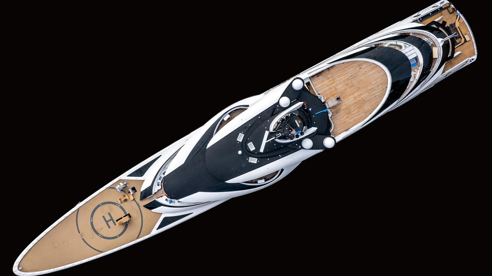 Project Enzo Lurssen superyacht