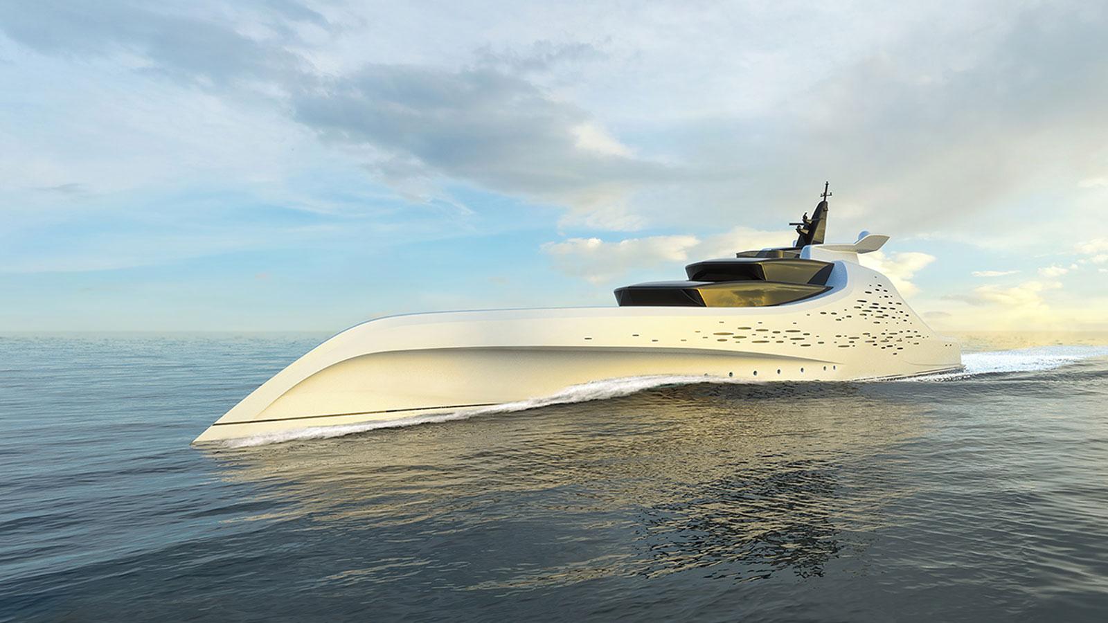 ZeRo hydrogen-powered concept