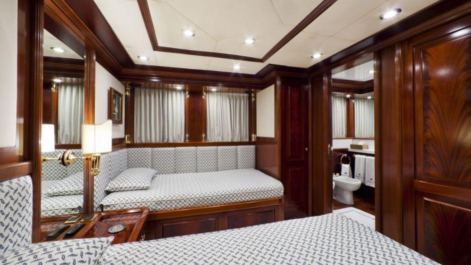 Sophie Blue motor yacht for sale