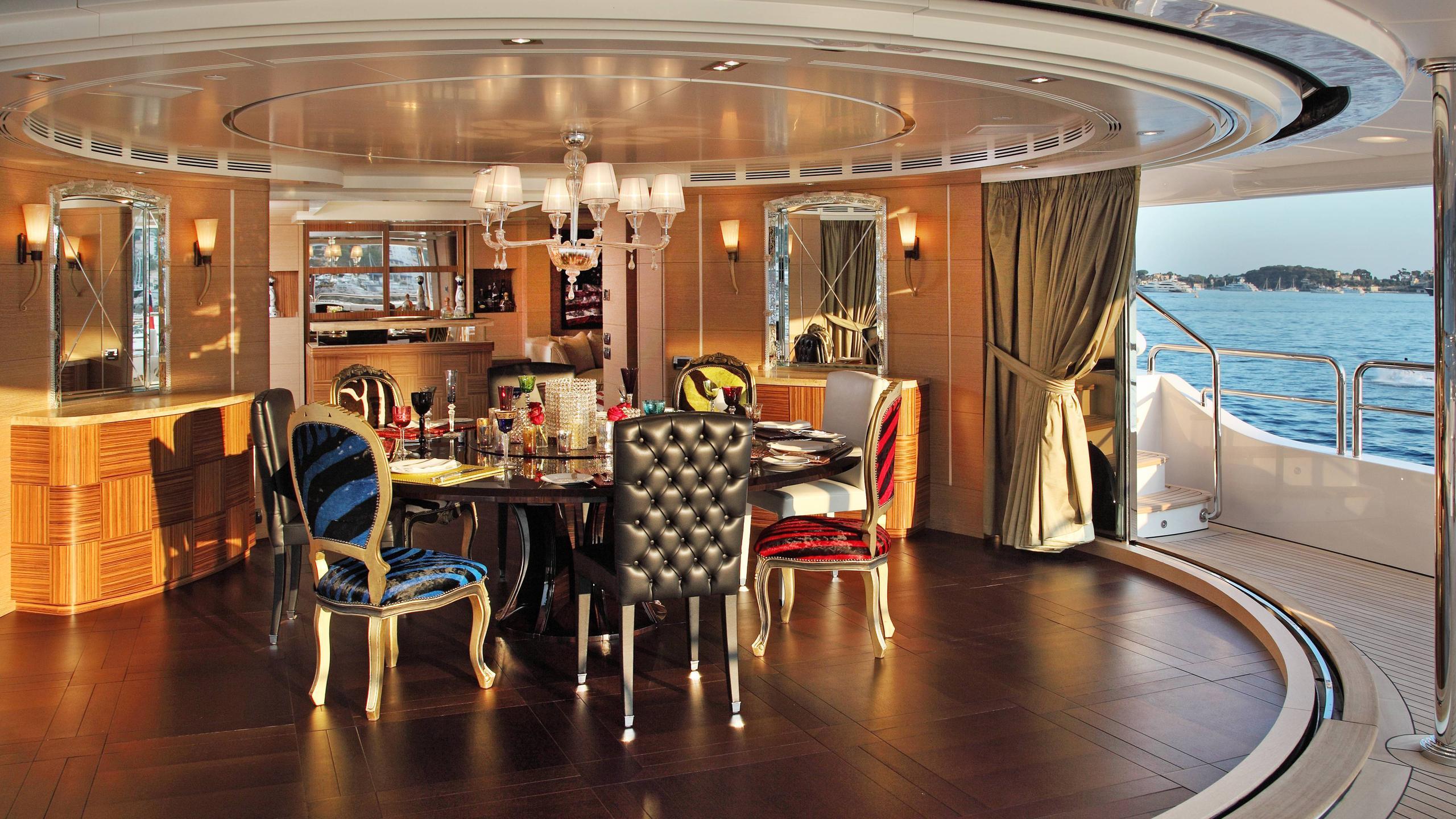 told-u-so-yacht-formal-dining
