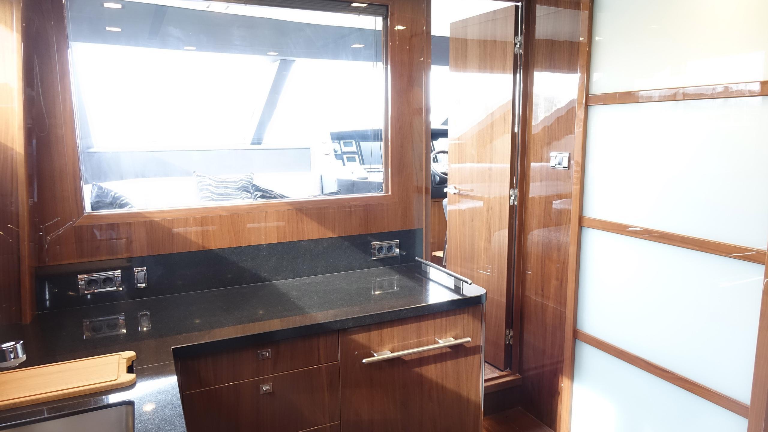 princess-98-yacht-galley