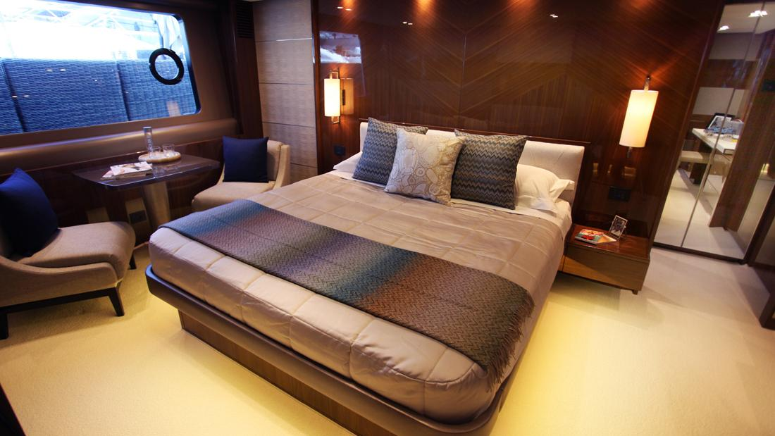 princess-82-yacht-master-cabin