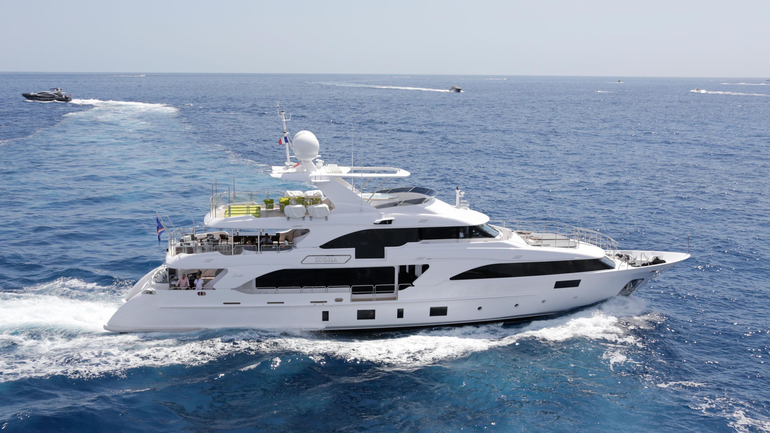 EDESIA-yacht-cruising