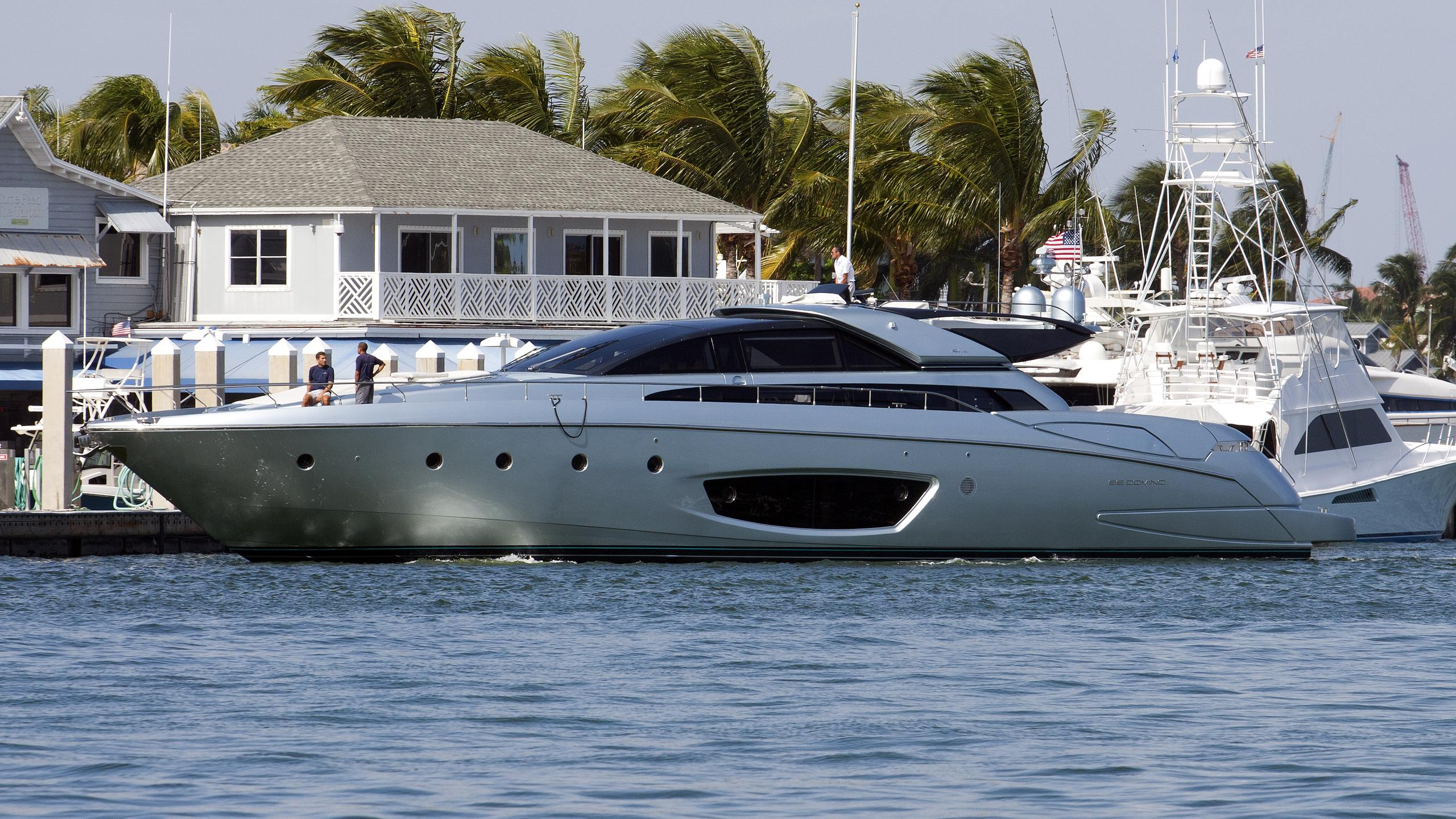 excellence iv riva 86 domino motoryacht 26m 2013 profile