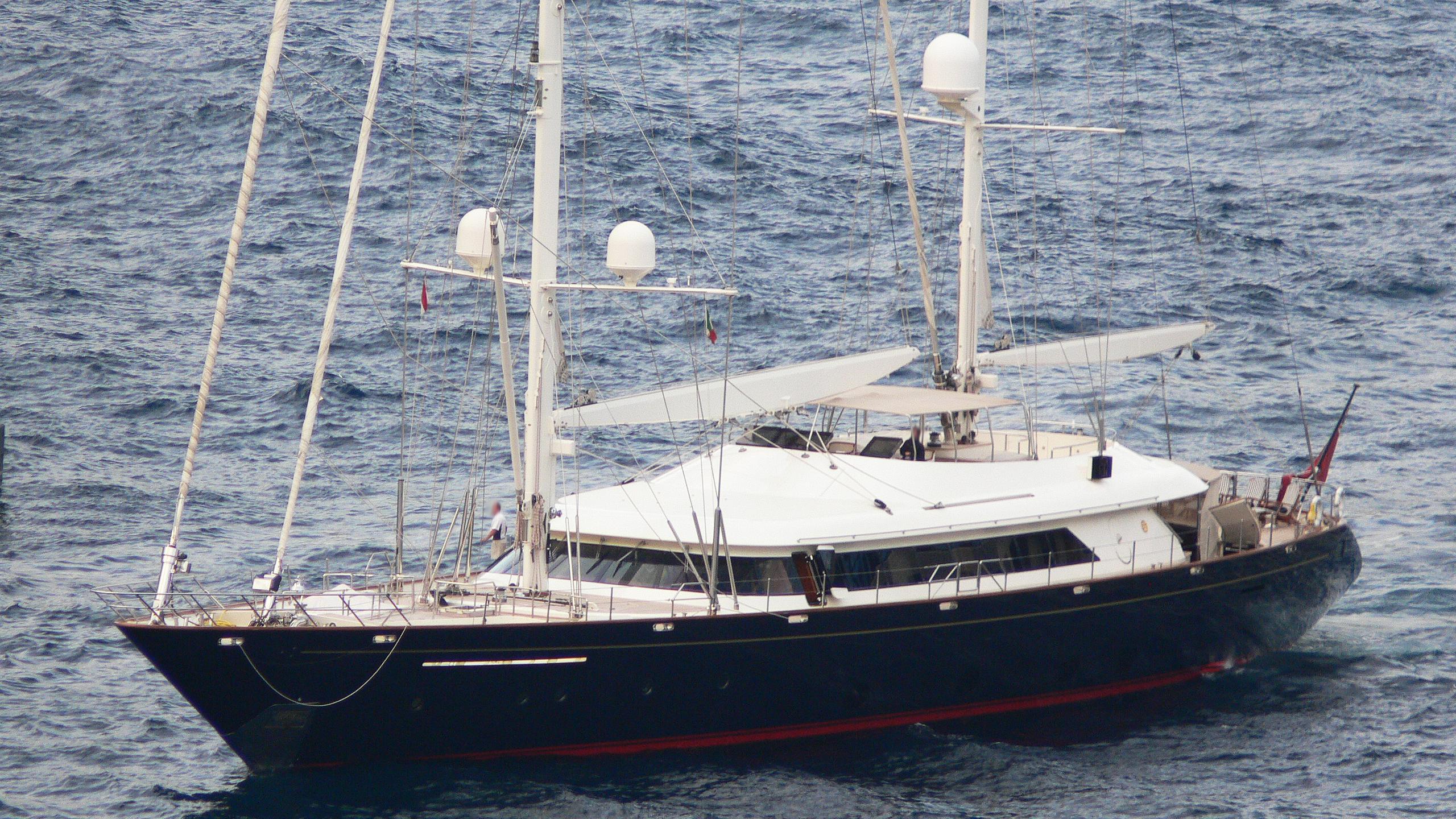 ariane-yacht-exterior