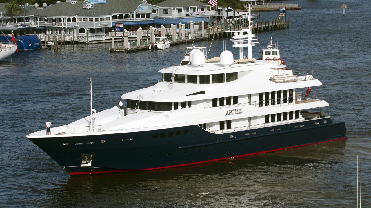 FOCUS yacht (was: FOCUS) | Boat International