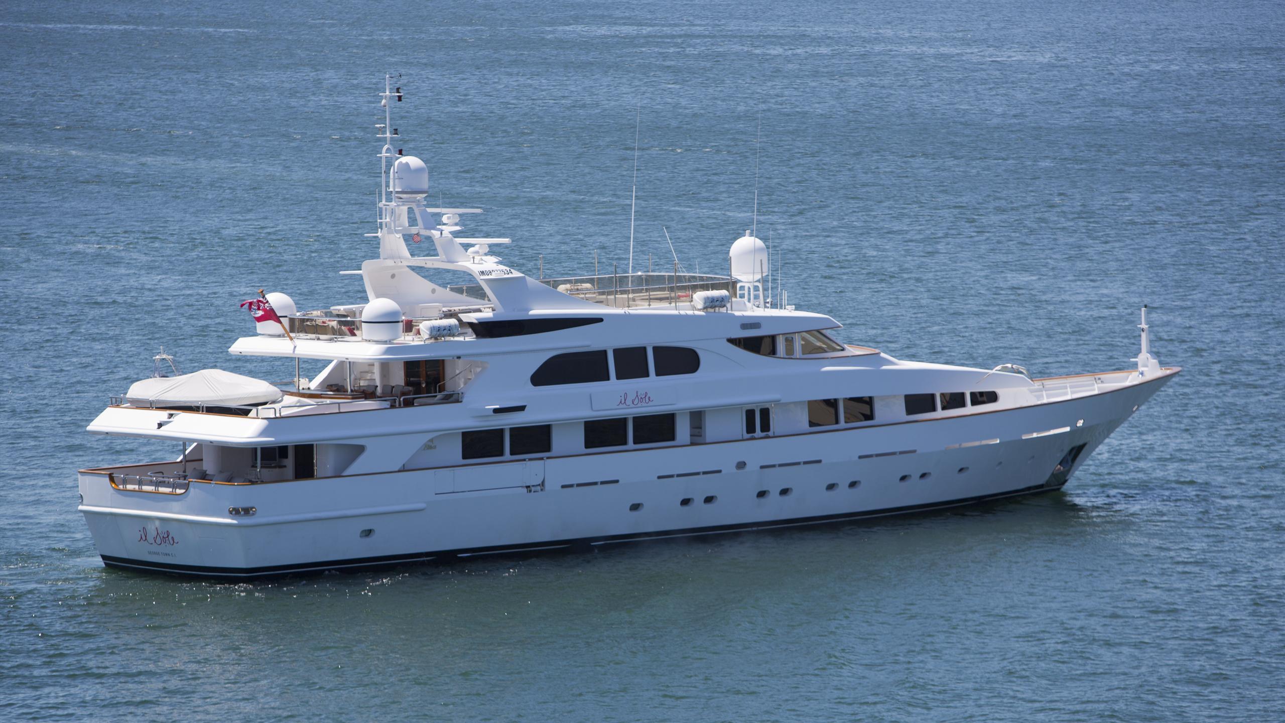 il-sole-yacht-profile