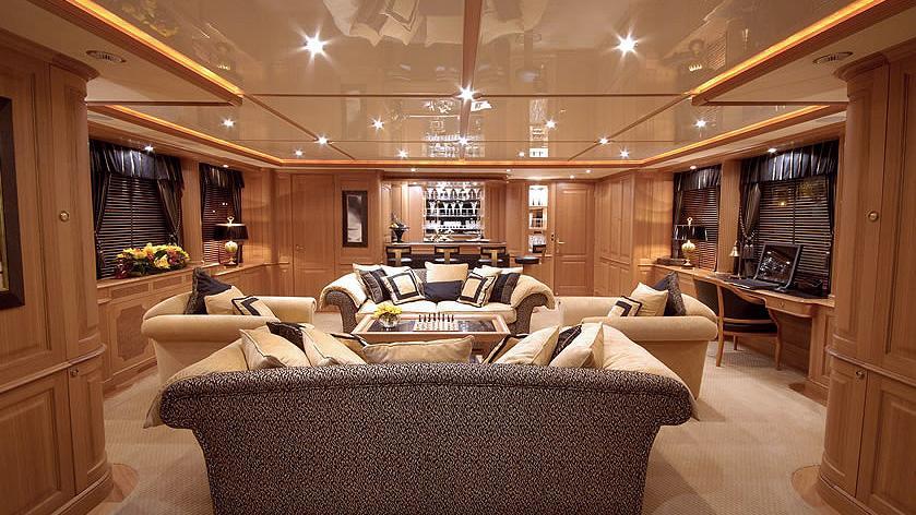 aura wild thyme motoryacht benetti 37m 2006 sky lounge
