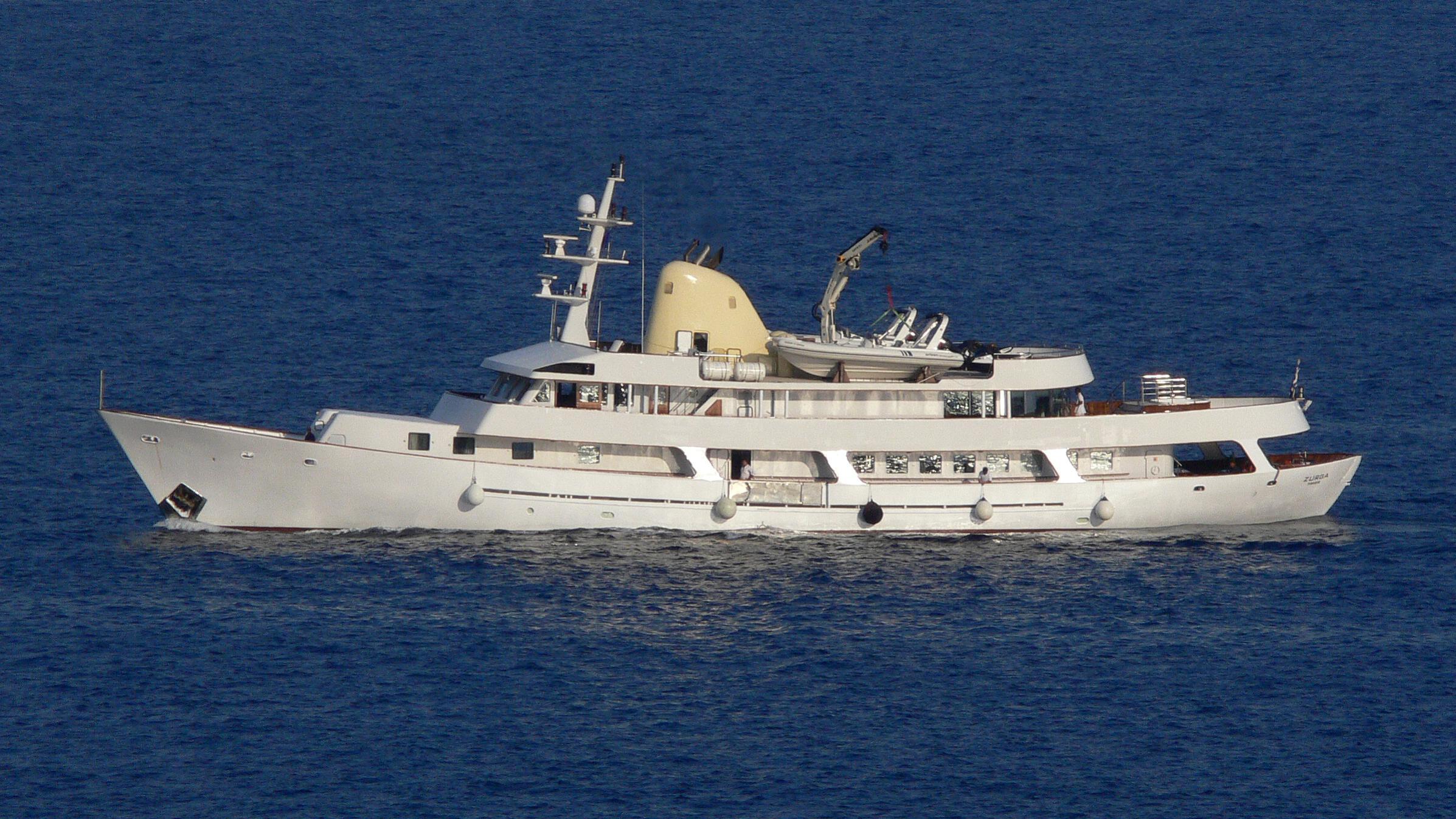 menorca zurga christina motoryacht 49m 1961 profile