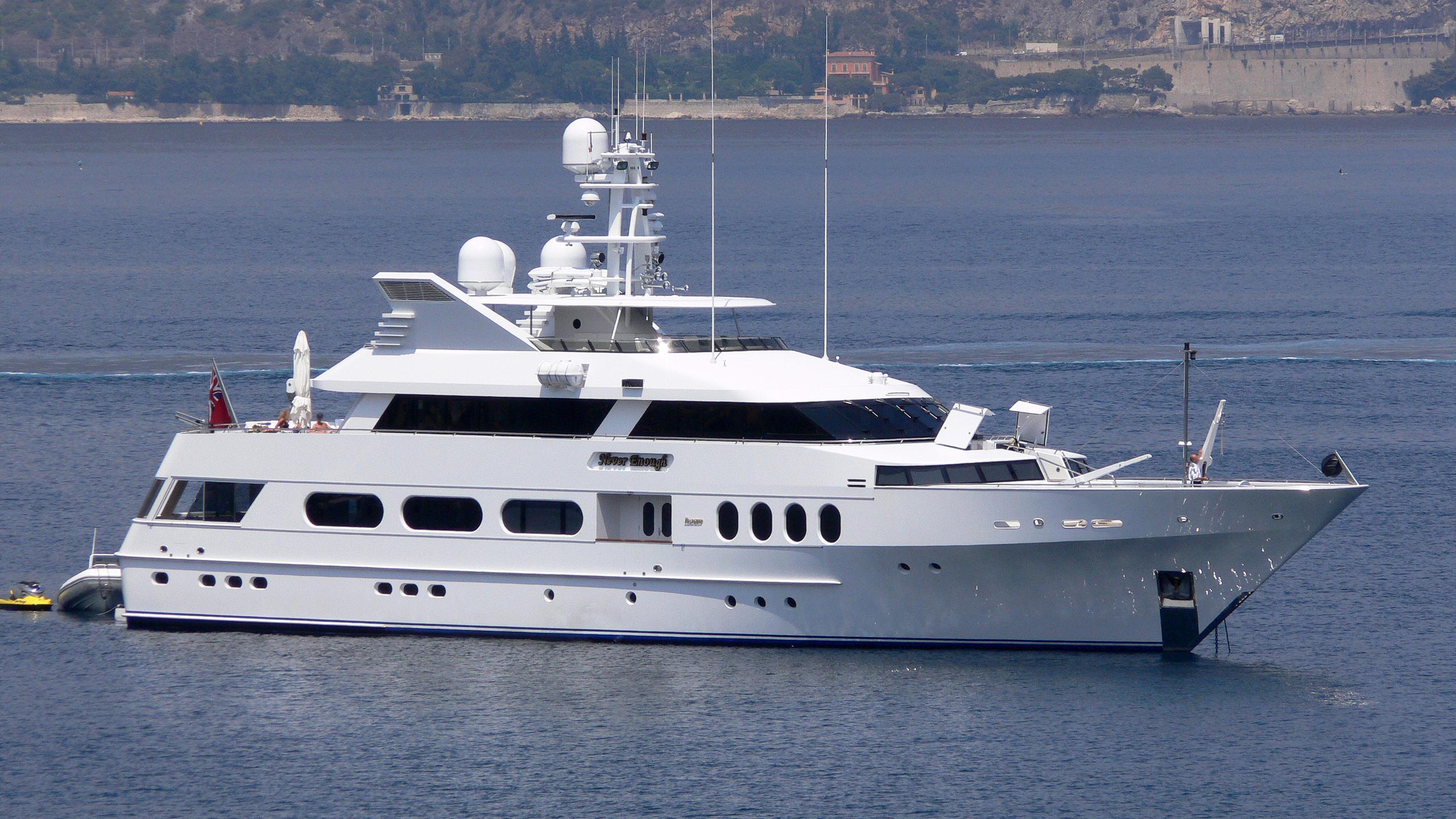never-enough-yacht-exterior