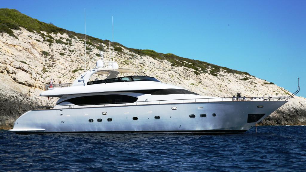 Inclination-yacht-profile