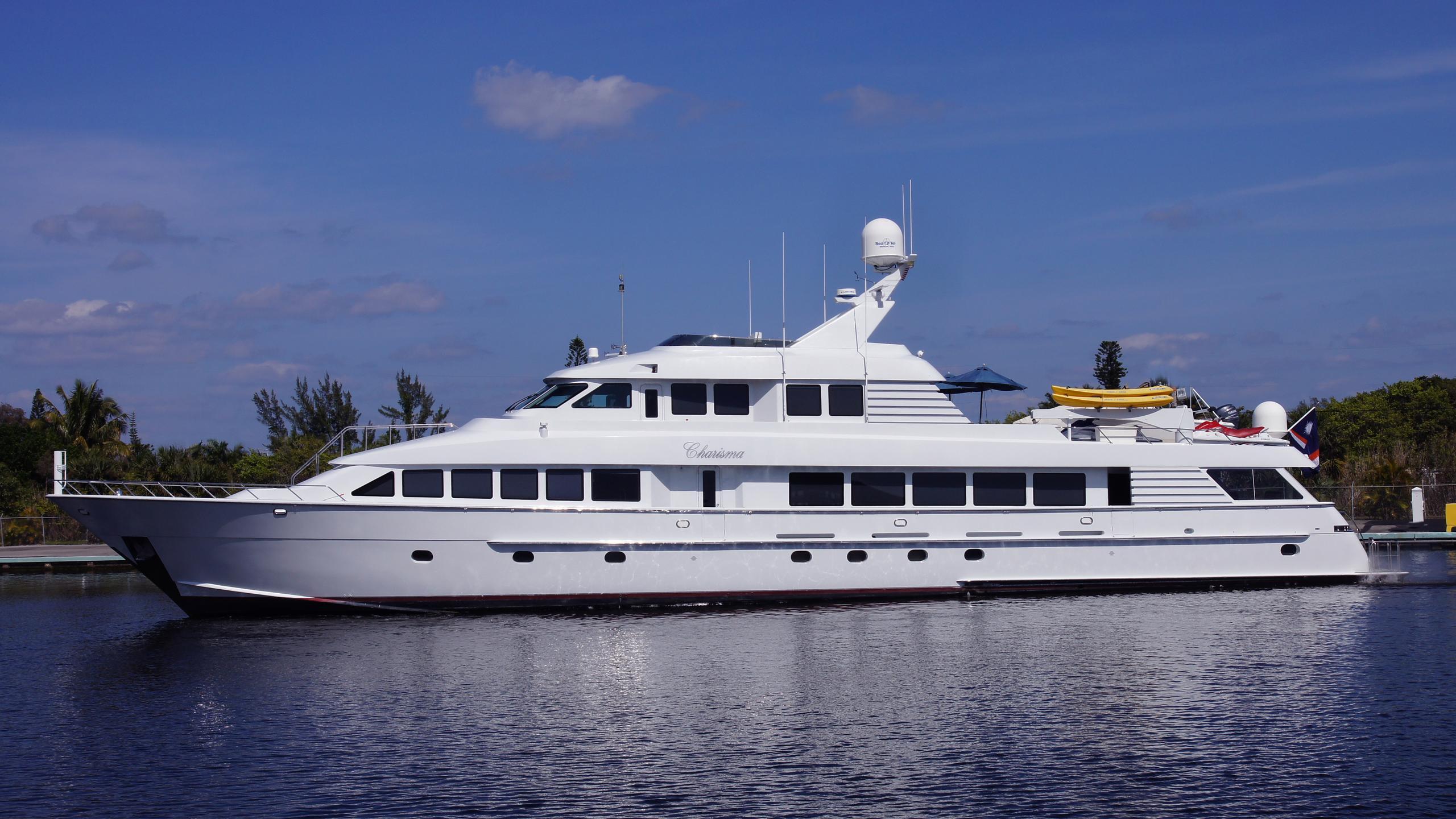 charisma-yacht-profile