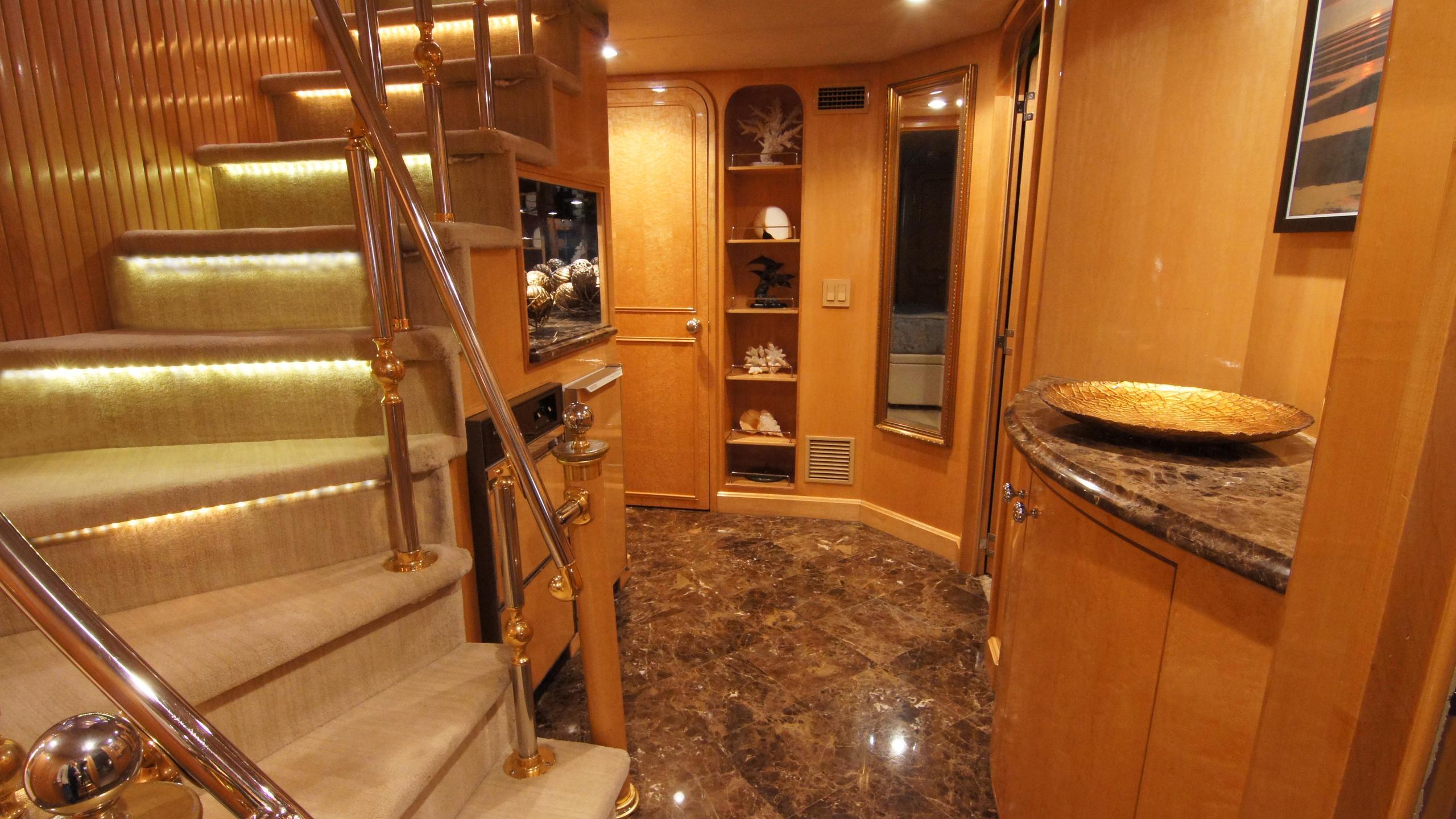 charisma-yacht-stairs