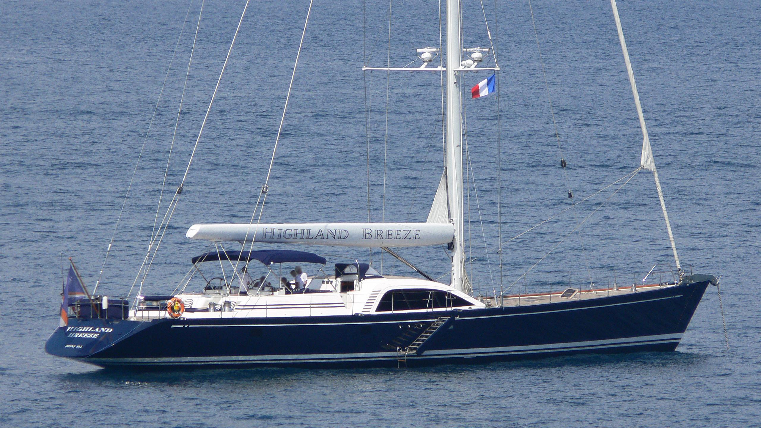 fruition ii highland breeze sailing yacht nautors swan 35m 2003 profile