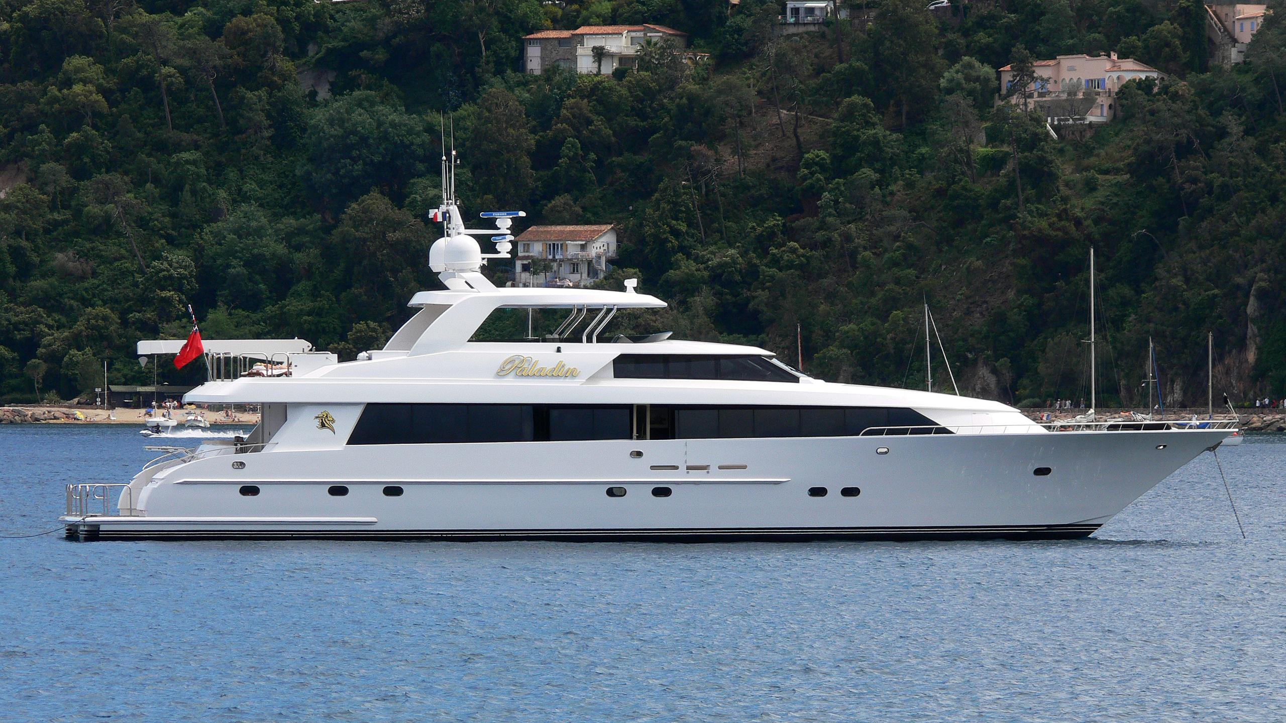 legendary scott free motoryacht northcoast yachts 37m 2000 profile